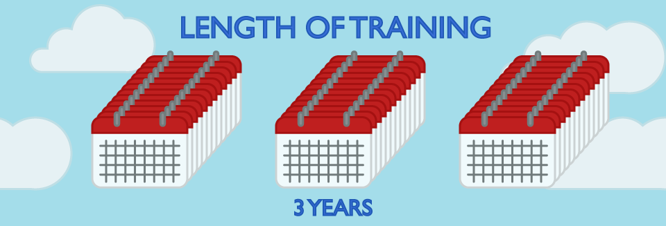 air traffic controller length of training