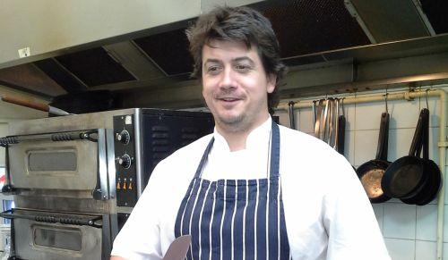 chef tax rebate example